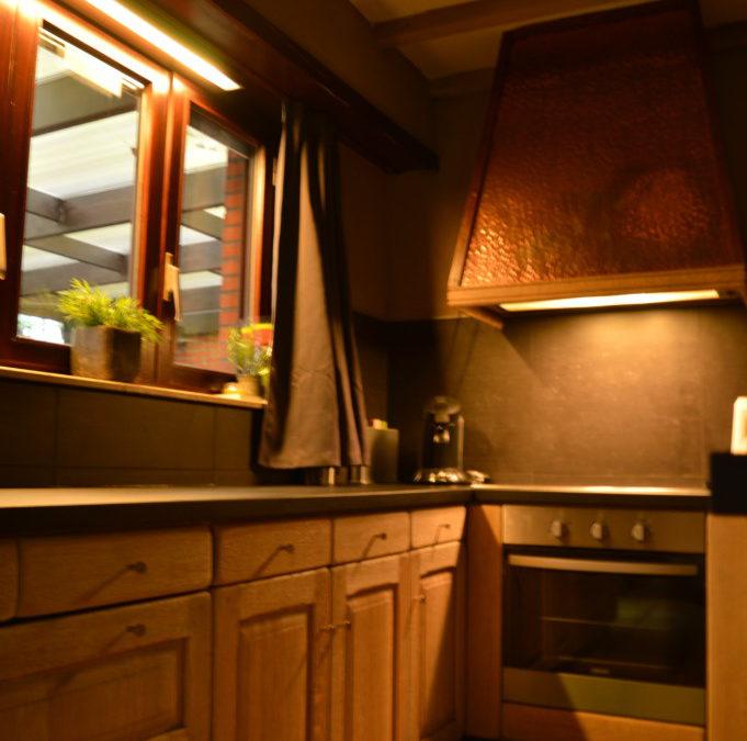 Keuken + balken Zoersel